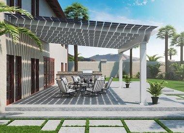 Solvana Solar Veranda's Deluxe