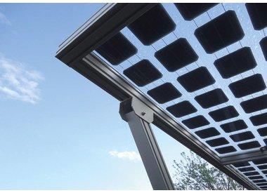* Solar Panelen