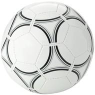 Victory voetbal, wit / zwart