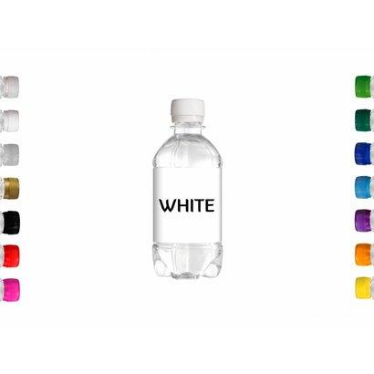 Flesje bronwater 330 ml met witte draaidop