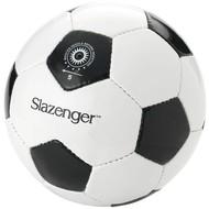 El Classico voetbal, wit / zwart