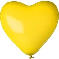 Onbedrukte hartballon