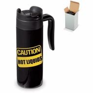 Caution thermosfles 33cl