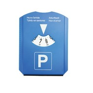 PVC Parkeerschijf met munt Royal acc. Royal