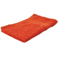 Sophie Muval Handdoek 50*30cm, 450 gr/m2 Oranje ac