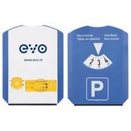 Parkeerschijf IJskrabber, Winkelwagenmuntje en ban