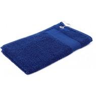 Golfhanddoek met clip 55x30cm, 450 gr