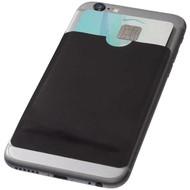 RFID-kaartportefeuille voor smartphone, zwart, zilver, rood, blauw, oranje