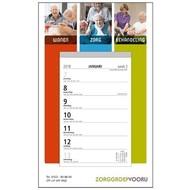 Weekscheurkalender klein