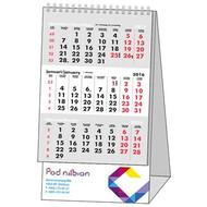Bureaukalender 3 maands