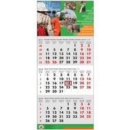 3 maand kalender standaard