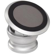 Draaibare magnetische telefoonhouder, zilver