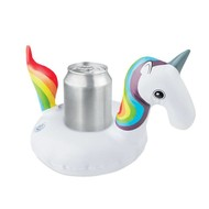 Mini unicorn opblaasbare bekerhouder