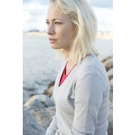 Aston -/ V-nek sweater Dames