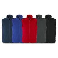 Basic Polar Fleece vest -/ Unisex fleece