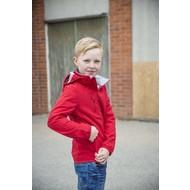 Basic Softshell Jacket Junior -/ Jas