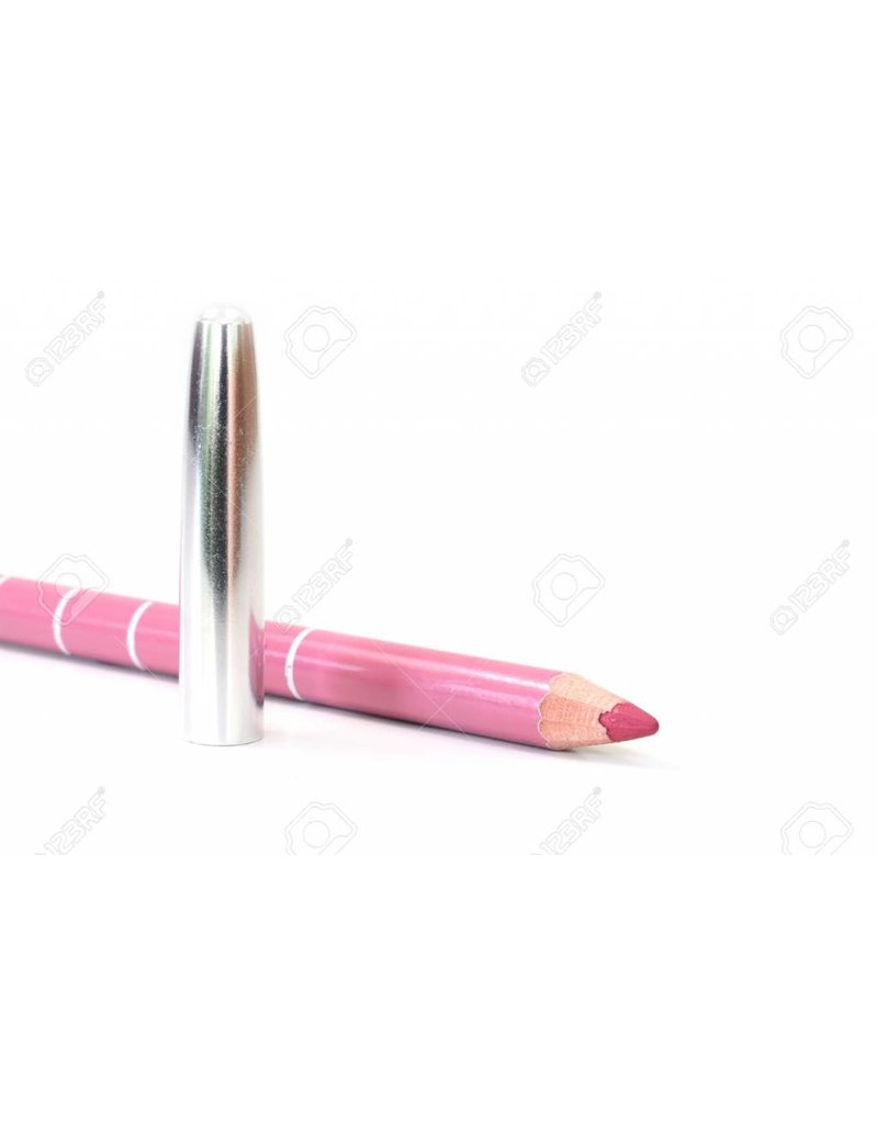 Eyes Lips Face Make up with brush and Cosmetic pencil