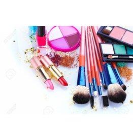 Meerdere artikelen make-up set