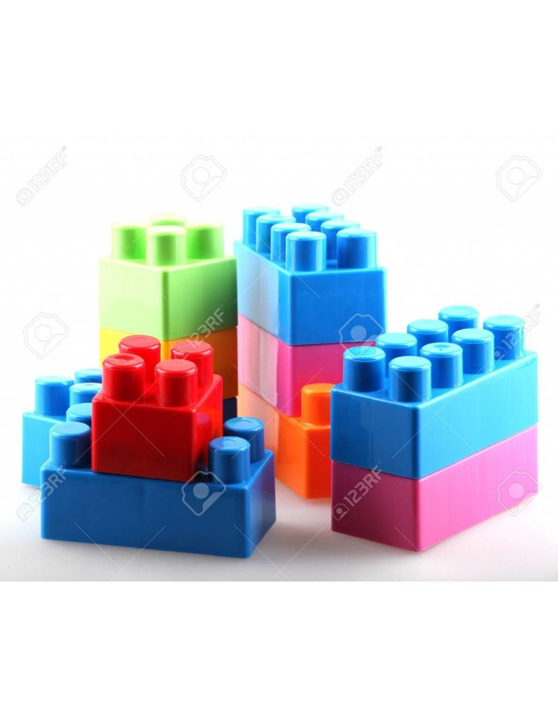 Plastikbausteine