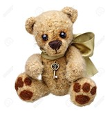 Toy story Brown Teddy Bear