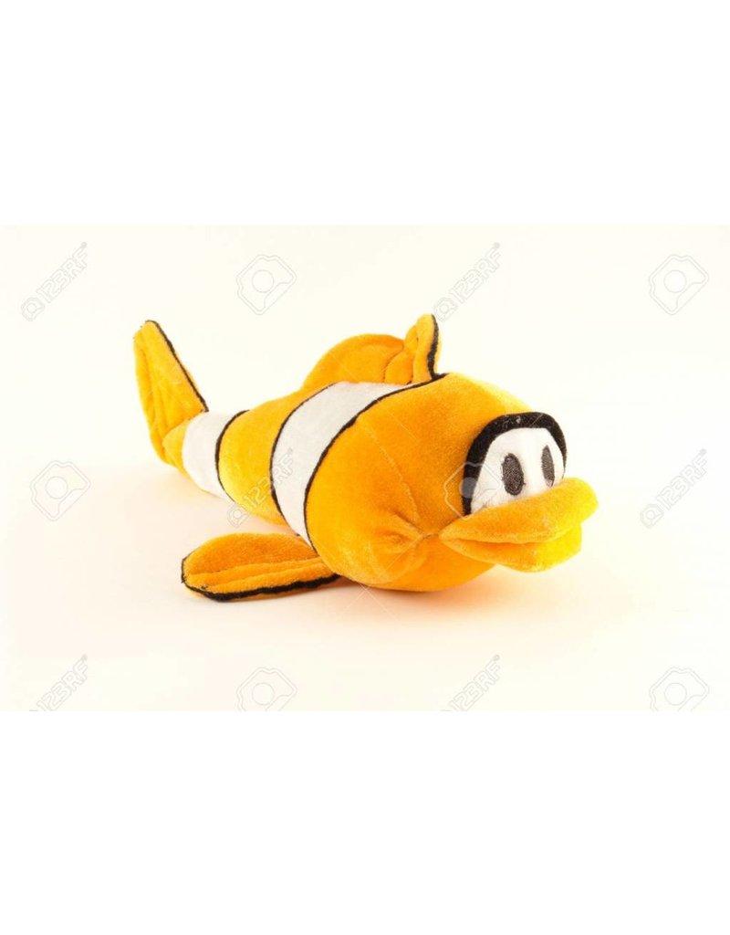 Cuddly Fluffy Fish