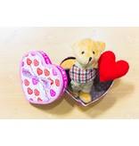 Love Teddybär Paar
