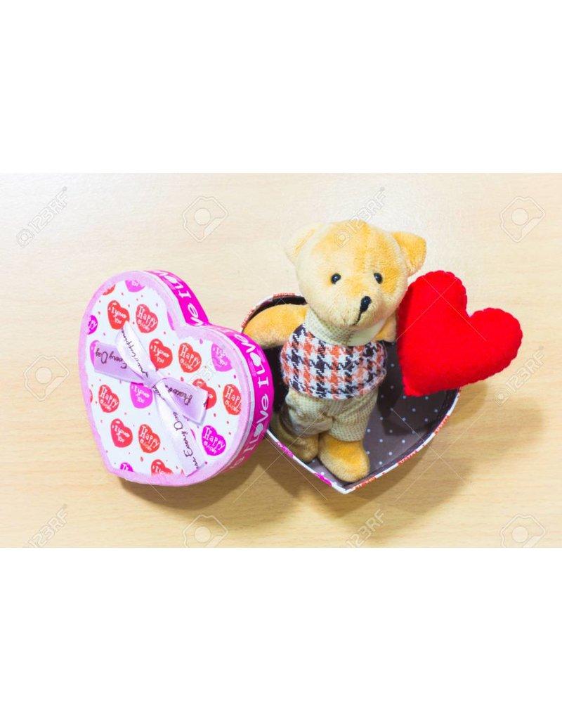 Love Teddy Bear Couple