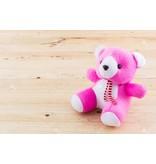 Rosa Teddybär