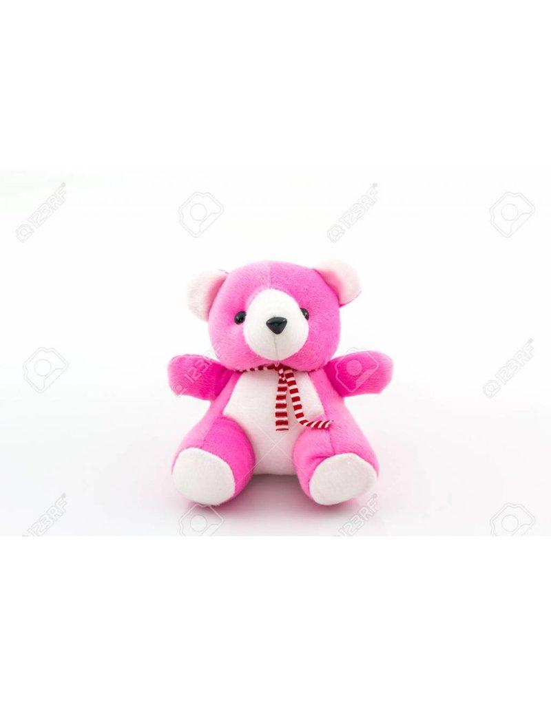 Roze Teddybeer