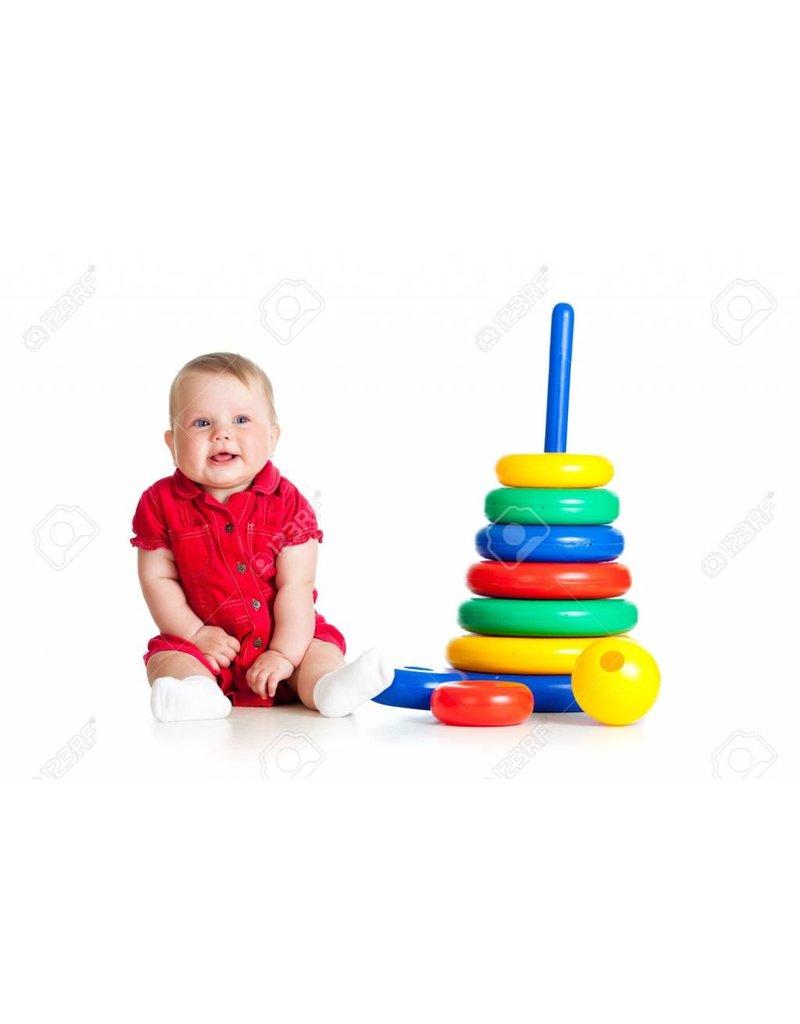 Pyramiden Toy