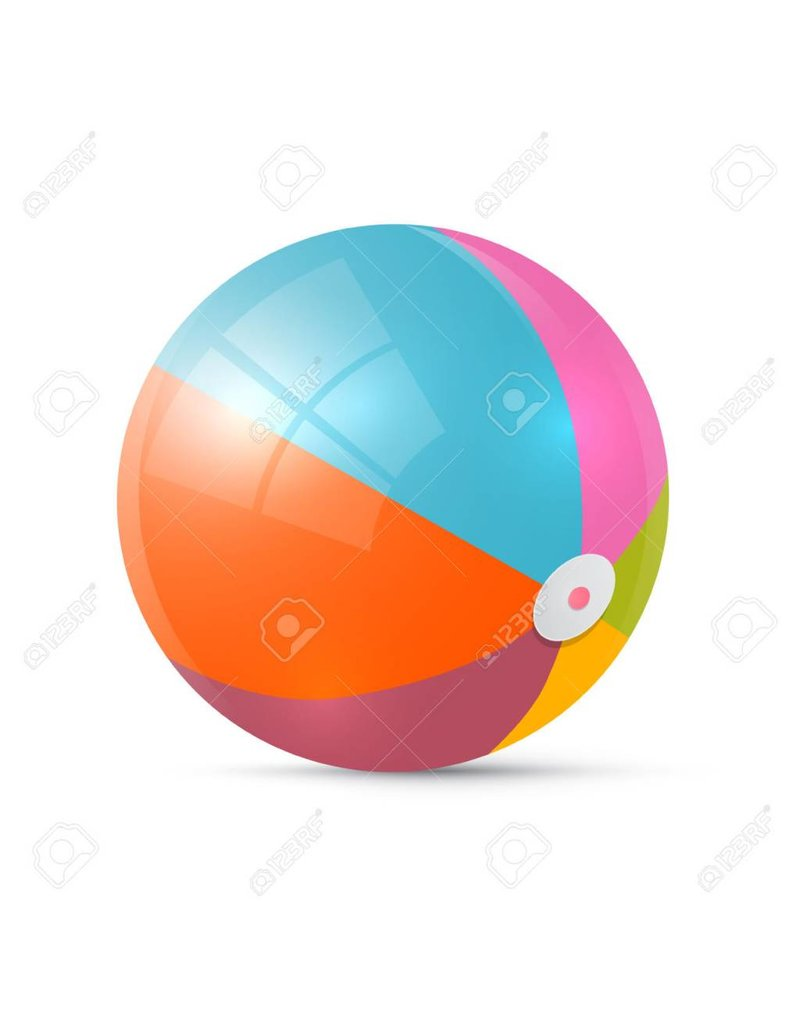 Toy Beach Ball
