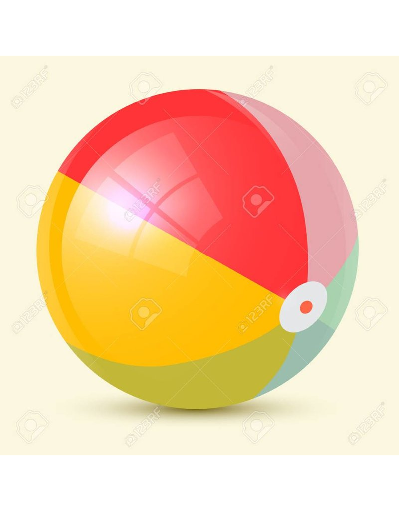 Spielzeug Strandball