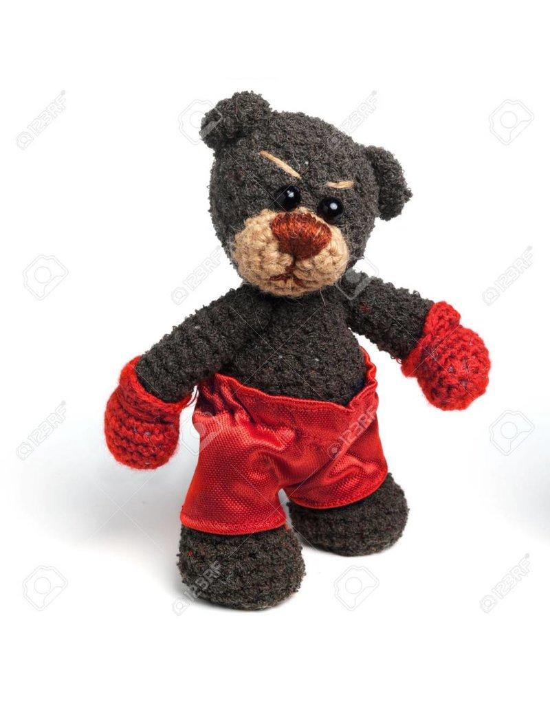 Schwarz Verärgerter Bär