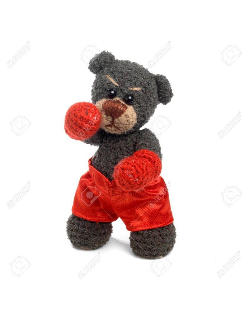 Black Angry Bear