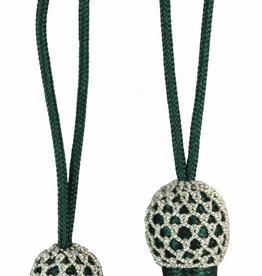 grüne Eichel mit silbernem Kopf
