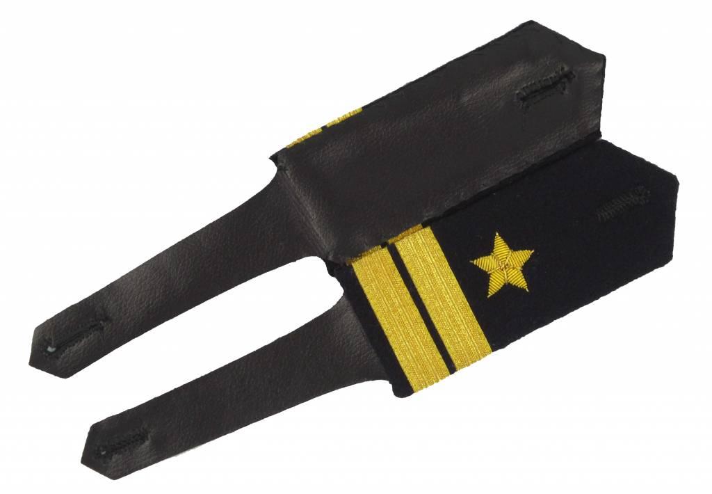 Bundeswehr Oberleutnant zur See Schulterklappen