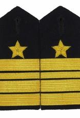 Bundeswehr Fregattenkapitän / Commander Schulterklappen