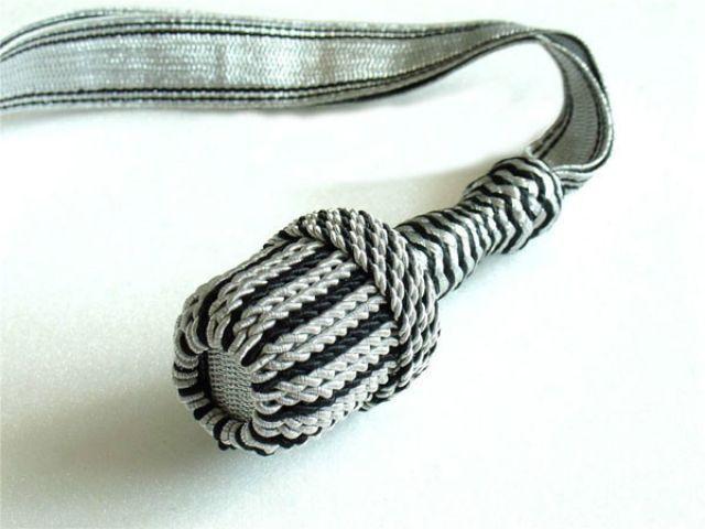 WW2 Offizier Portepee Elite Dolch Bajonett, Sword Knot