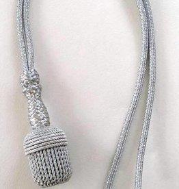 WWII: Kriegsmarine Silber Portepee Gesmatlänge 55cm Sword Knot