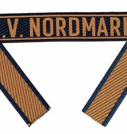 "WH Ärmelband ""L. V. Nordmark"" Bevo Cuff title gewebt"
