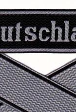 WH Elite Ärmelband Deutschland gewebt WH Cuff title BEVO