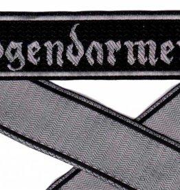 WH Elite Ärmelband ''Feldgendarmerie'' gewebt Cuff title BEVO
