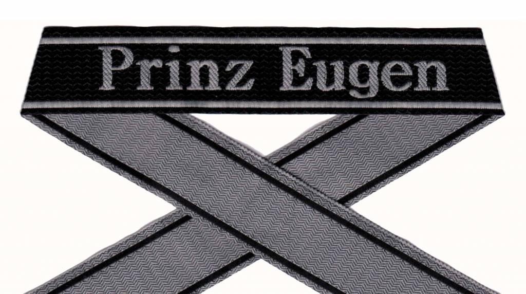 Elite Ärmelband ''Prinze Eugen'' gewebt WH Cuff title BEVO
