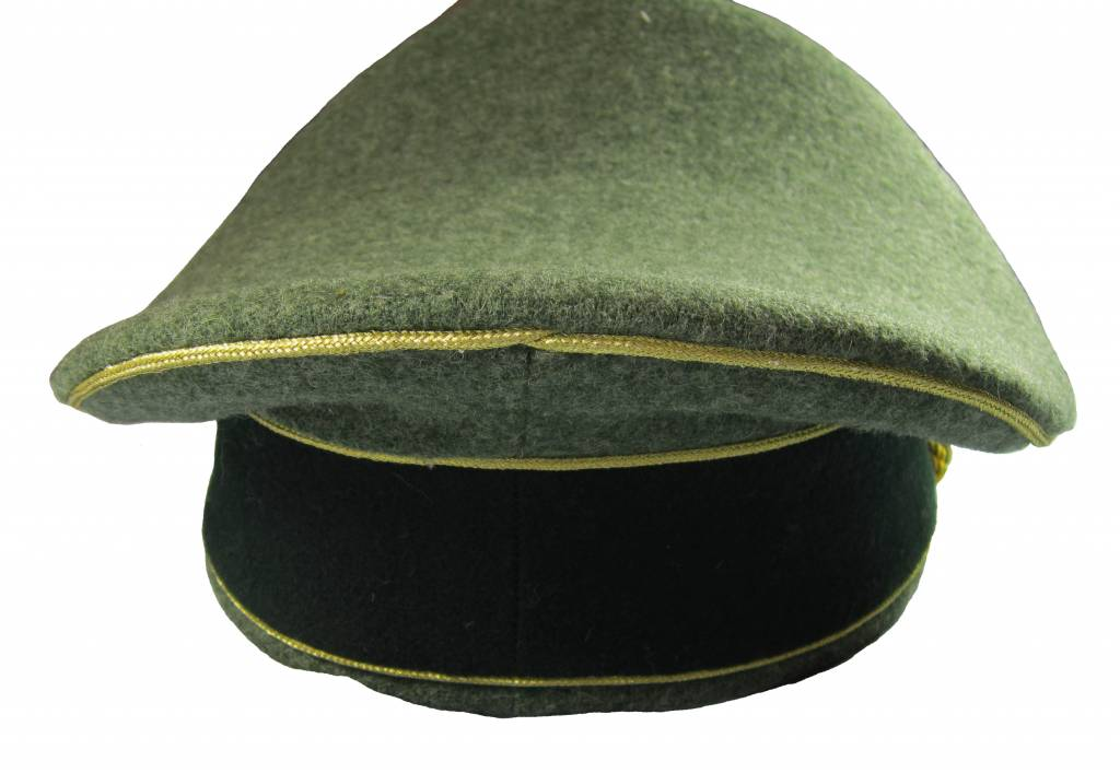 WWII German Heer General Schirmmütze, Visor Hat