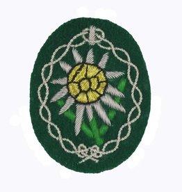 WWII Heer Offizier Bergtruppen Abzeichen