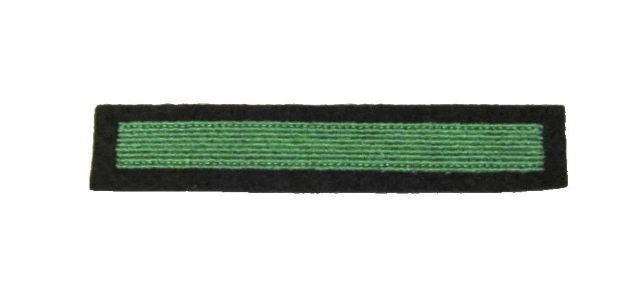 WWII Dienstgradabzeichen auf Tarn Elite Unteroffizier Camo Rank