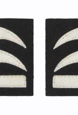 Luftwaffe Oberleutnant Dienstgradabzeichen Schwingen