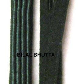 2-streifige Schulterstücke - grün