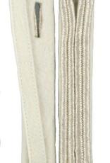 2-streifige Schulterstücke in silberfarbig