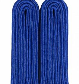 4-streifige Schulterstücke - blau